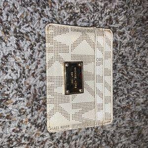 Authentic Michael Kors card wallet